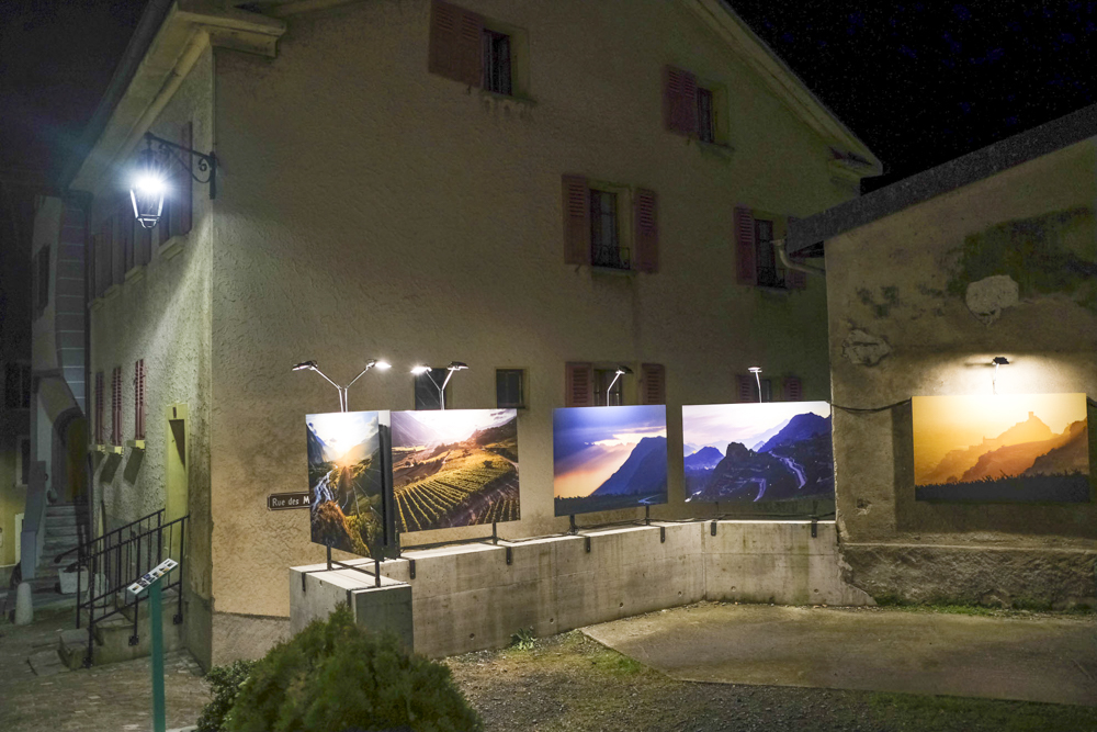 VERNISSAGE SAILLON CITÉ D'IMAGES LE 16 NOVEMBRE 2019